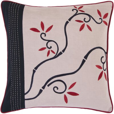 Crosby Vibrant Vine Pillow Filler: Polyester
