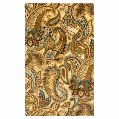 Blanche Barley Area Rug Rug Size: Rectangle 33 x 53