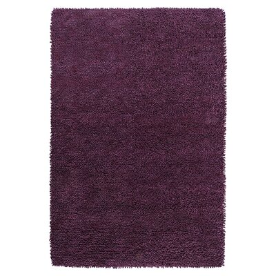 Bonney Purple Area Rug Rug Size: 2 x 3