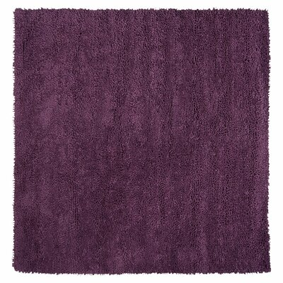Bonney Purple Area Rug Rug Size: Square 8