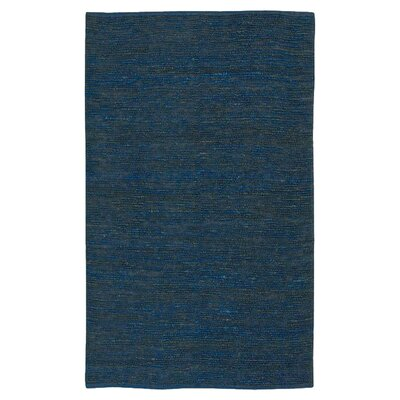 Bonnett Blue Area Rug Rug Size: Rectangle 2' x 3'