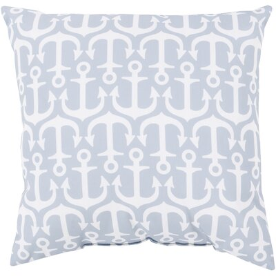 """Surya Alluring Anchor Pillow - Size: 20"""", Color: Gray at Sears.com"""