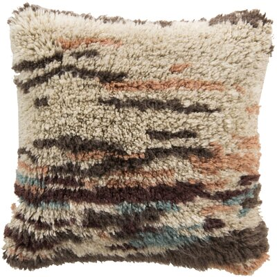 Avillion Delight Wool Throw Pillow Filler: Polyester