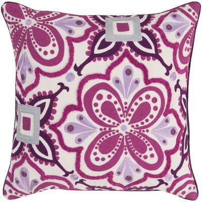 Doichin Cotton Throw Pillow Fill Material : Down