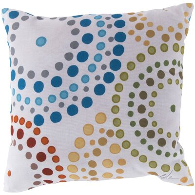 Carmelina Square Outdoor Throw Pillow Size: 18 H x 18 W x 4 D