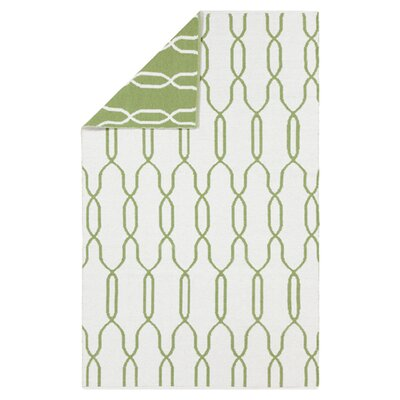 Radnor Peridot Area Rug Rug Size: Rectangle 2' x 3'