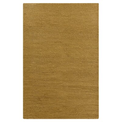 Jaxton Brown Tea Leaves Area Rug Rug Size: 5 x 8