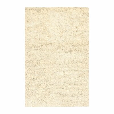Janell Ivory Rug Rug Size: Rectangle 36 x 56
