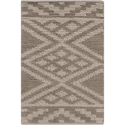 Todd Ivory Area Rug Rug Size: Rectangle 2 x 3