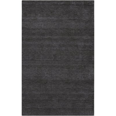 Beagle Charcoal Rug Rug Size: Rectangle 8 x 11