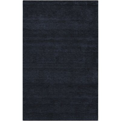 Beagle Teal Hand Woven Rug Rug Size: Rectangle 2' x 3'