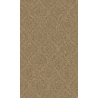 Avian Mocha Geometric Rug Rug Size: Rectangle 8 x 11