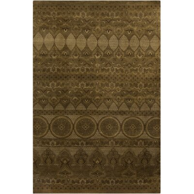 Marlee Chocolate Rug Rug Size: Rectangle 9 x 13