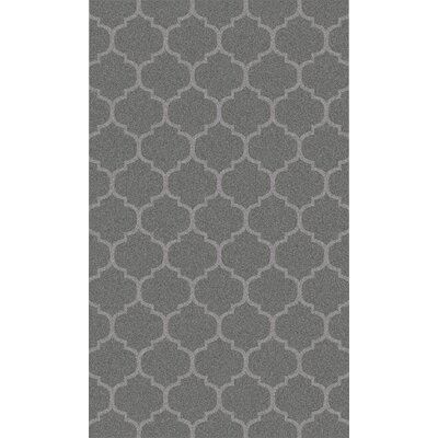 Twinbrook Taupe Geometric Rug Rug Size: Rectangle 8 x 11