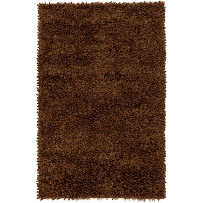 Razoredge Chocolate Rug Rug Size: 5 x 8