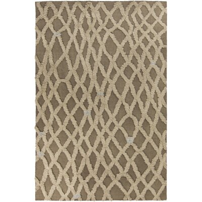 Aubriana Beige Rug Rug Size: Rectangle 36 x 56