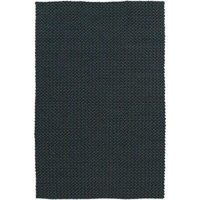 Joyce Teal Area Rug Rug Size: Rectangle 5 x 8