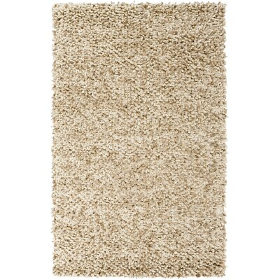 Siobhan Taupe Rug Rug Size: 5 x 8