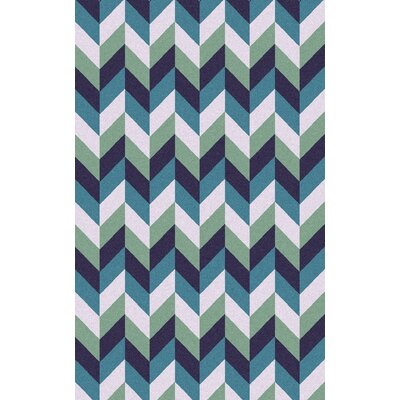 Crisman Rectangle Multi Rug Rug Size: 5 x 8