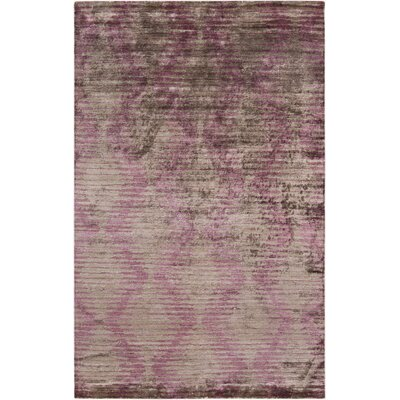 Avia Lavender Rug Rug Size: Rectangle 2 x 3