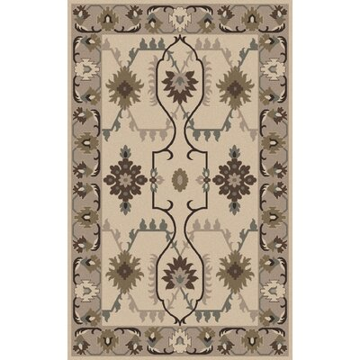 Wellsville Gray Rug Rug Size: Rectangle 2 x 3