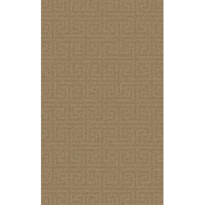 Manning Mocha Geometric Rug Rug Size: Rectangle 8 x 11