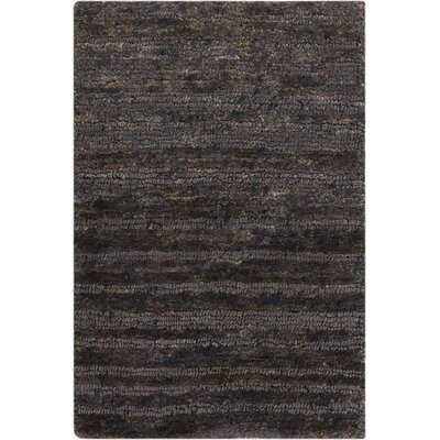 Levi Charcoal Rug Rug Size: Rectangle 2 x 3