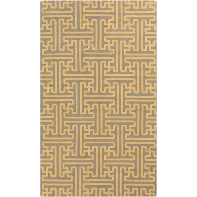Surya Rain Gold Indoor/Outdoor Rug - Rug Size: 8' x 10'