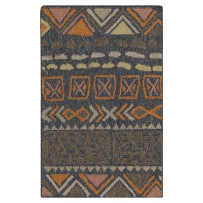 Avis Wenge Area Rug Rug Size: Rectangle 2 x 3