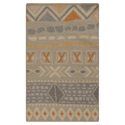 Avis Cream Area Rug Rug Size: Rectangle 33 x 53