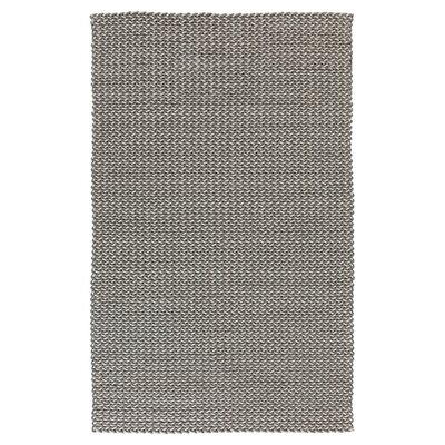 Joyce Gray Texture Area Rug Rug Size: Rectangle 8 x 11