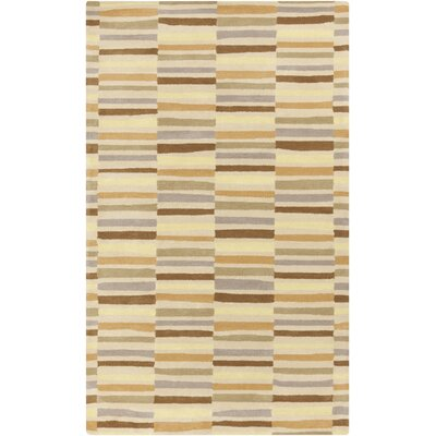 Futch Tan Area Rug Rug size: 5 x 8