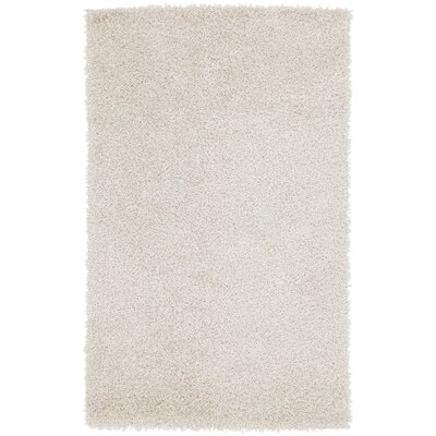 Bonomo Hand Woven Ivory Area Rug Rug Size: Rectangle 19 x 3