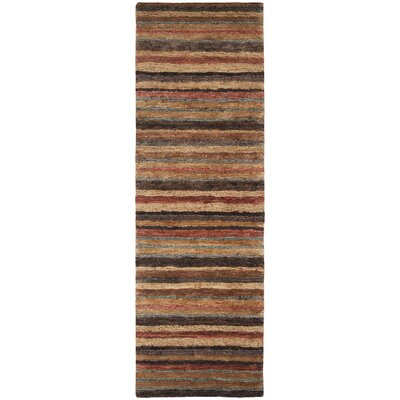 Hettie Multi Color Rug Rug Size: Runner 26 x 8