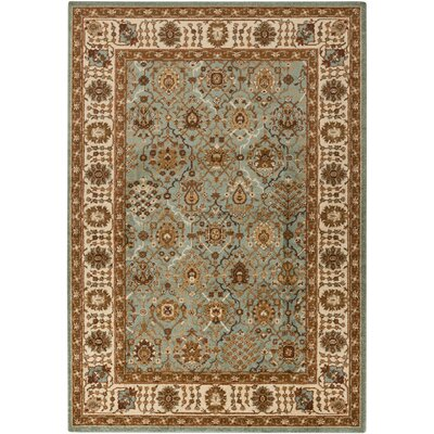 Jaeger Moss Area Rug Rug Size: 2 x 23