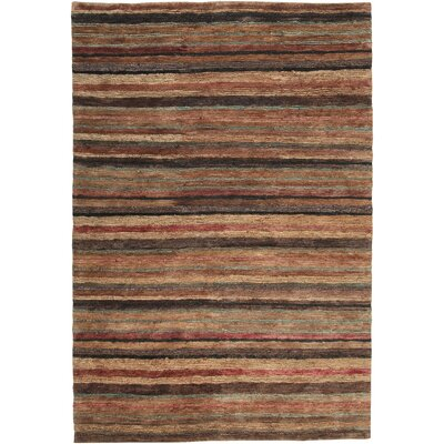 Hettie Multi Color Rug Rug Size: Rectangle 33 x 53