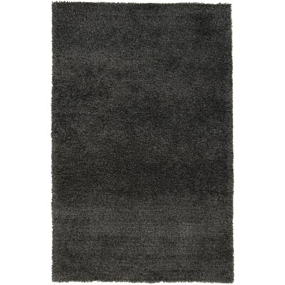 Matias Black Area Rug Rug Size: Rectangle 5 x 8