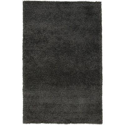 Matias Black Area Rug Rug Size: 2 x 3