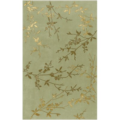 Gonzalo Floral Rug Rug Size: Rectangle 8 x 11