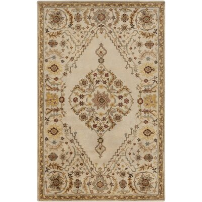 Ponce Beige Southwest Rug Rug Size: Rectangle 33 x 53