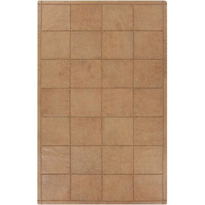 Everist Taupe Area Rug Rug Size: Rectangle 5 x 76