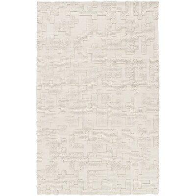 Edmonson Ivory Area Rug Rug Size: Rectangle 8 x 11