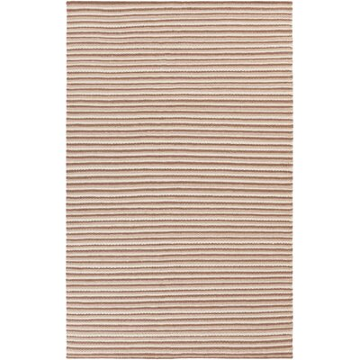 Walton Taupe/Mocha Area Rug Rug Size: Rectangle 8 x 11