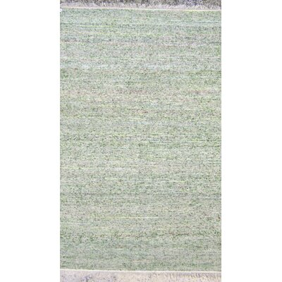 Duquette Lime Area Rug Rug Size: Rectangle 9 x 12