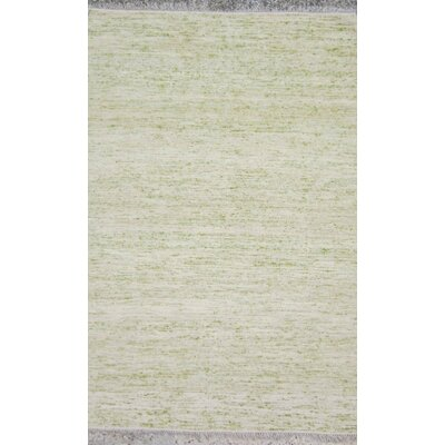 Duquette Ivory/Olive Area Rug Rug Size: Rectangle 3 x 5