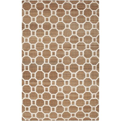 Brentford Mocha Area Rug Rug Size: Rectangle 8 x 10
