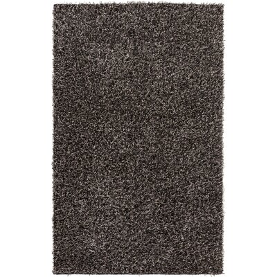 Taz Flint Gray Rug Rug Size: Sample 6
