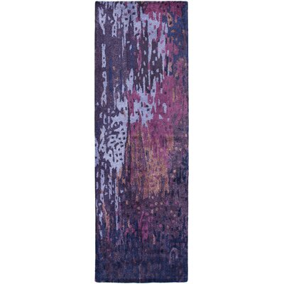 Johnna Handmade Area Rug Rug Size: Rectangle 33 x 53