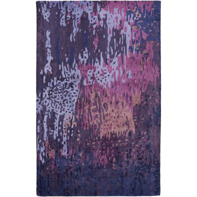 Johnna Handmade Area Rug Rug Size: Rectangle 5 x 8