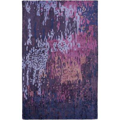 Johnna Handmade Area Rug Rug Size: 5 x 8